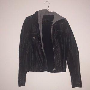 Miss Sixty Leather Jacket
